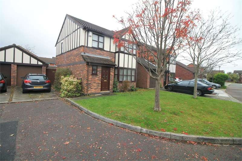 3 Bedrooms Detached House for sale in Lydiate Park, THORNTON, LIVERPOOL, Merseyside