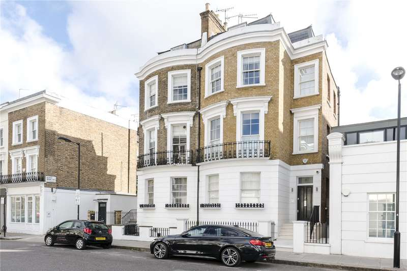 5 Bedrooms Semi Detached House for sale in Needham Road, London, W11