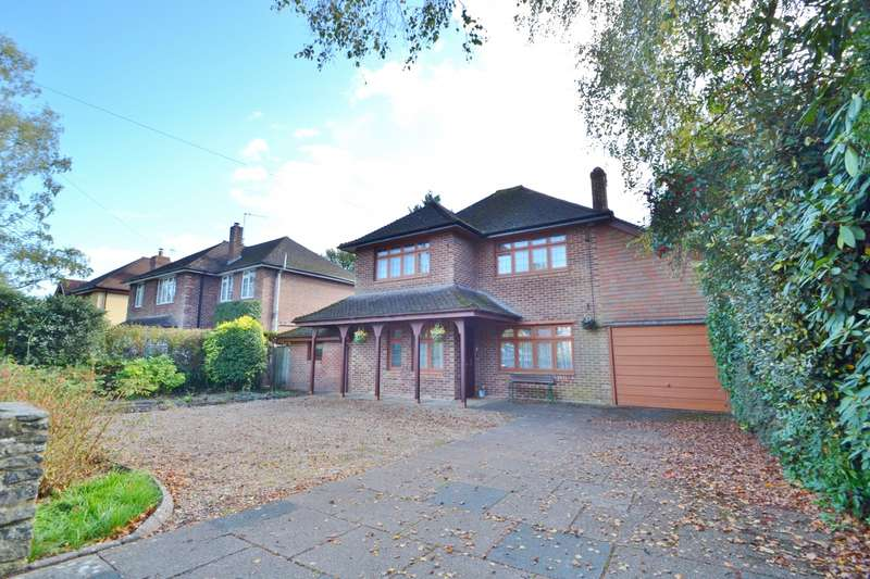 3 Bedrooms Detached House for sale in Parish Of Ampfield