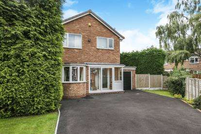 3 Bedrooms Detached House for sale in Copperbeech Close, Harborne, Birmingham, West Midlands