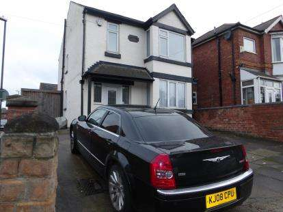 3 Bedrooms Detached House for sale in Nuthall Road, Aspley, Nottingham