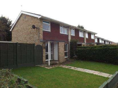 3 Bedrooms End Of Terrace House for sale in Dibden Purlieu, Southampton, Hampshire