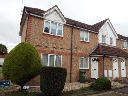 2 Bedrooms Maisonette Flat for sale in Langdon Hills, Basildon, Essex