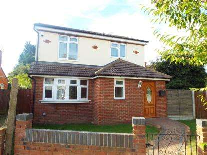 3 Bedrooms Detached House for sale in Pitsea, Basildon, Essex