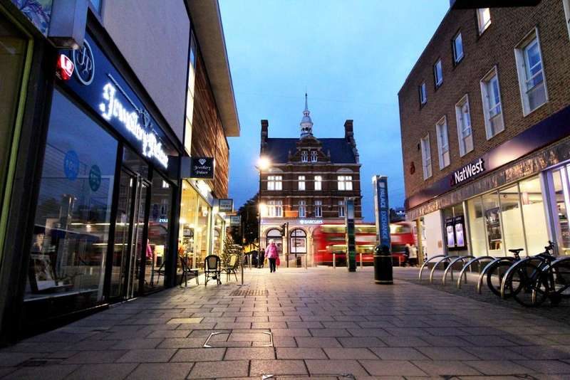 Retail Property (high Street) Commercial for rent in Hatton Walk Palace Exchange, Enfield, London, EN2 6BP