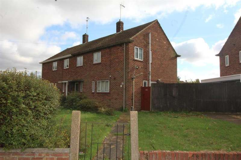 3 Bedrooms Semi Detached House for sale in Welland Road, Dogsthorpe, Peterborough