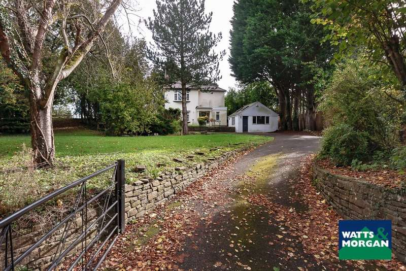 4 Bedrooms Detached House for sale in Peterston-Super-Ely, Vale of Glamorgan, CF5 6NE