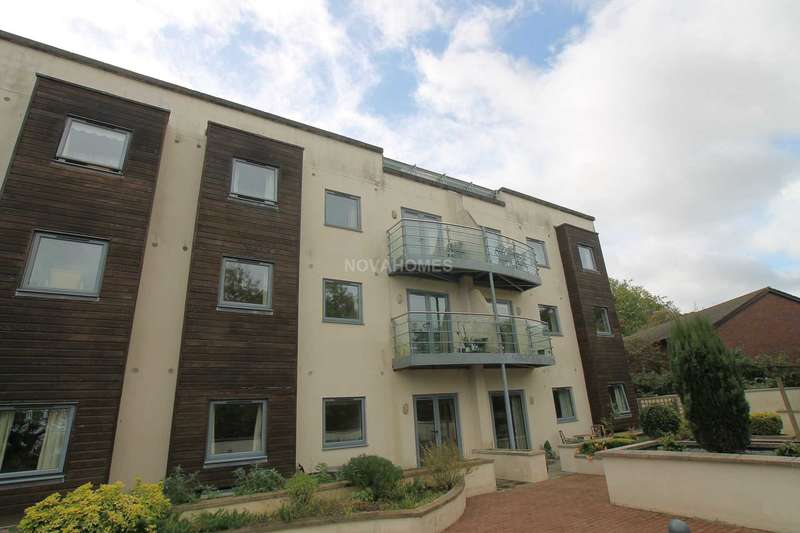 2 Bedrooms Retirement Property for sale in Whitewater Court, Plympton, PL7 2AT