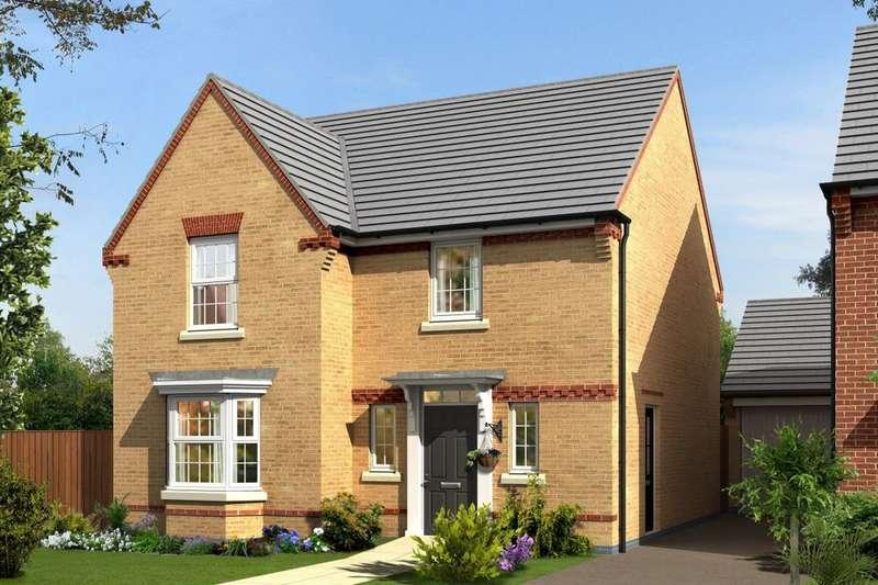 4 Bedrooms Detached House for sale in Birmingham Road, Bromsgrove, B61