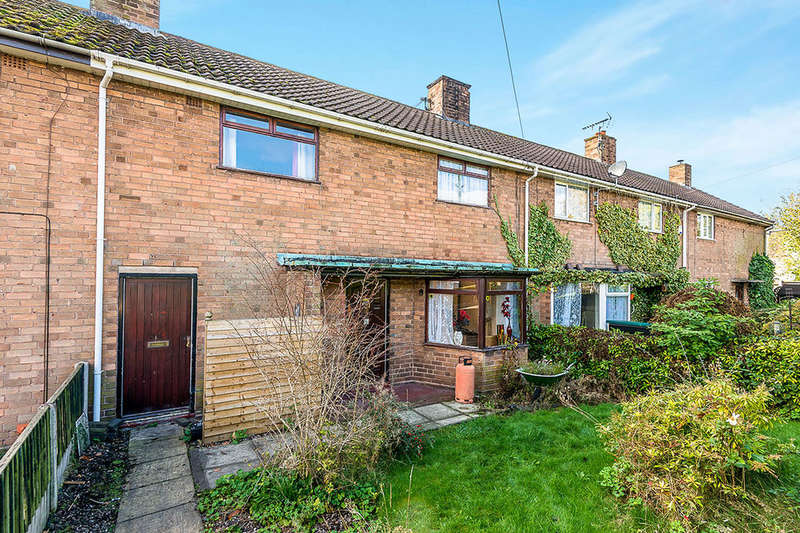 3 Bedrooms Terraced House for sale in Dickys Lane, Woodseaves, Stafford, ST20
