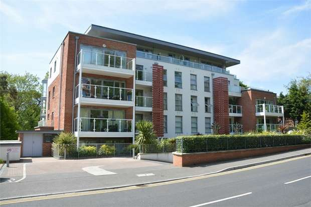2 Bedrooms Flat for sale in Central Park, Branksome Wood Road, Bournemouth
