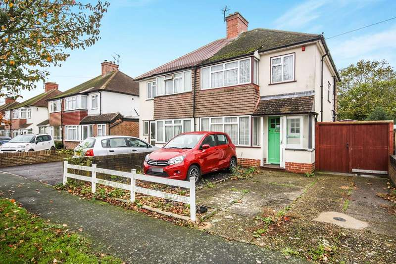 3 Bedrooms House for sale in Hartswood Avenue, RH2
