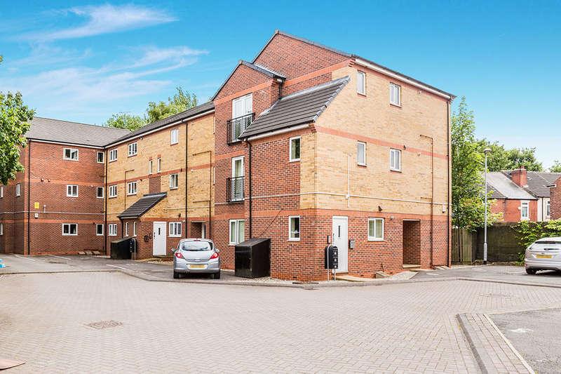 1 Bedroom Flat for rent in Mallard Mews, South Elmsall, Pontefract, WF9