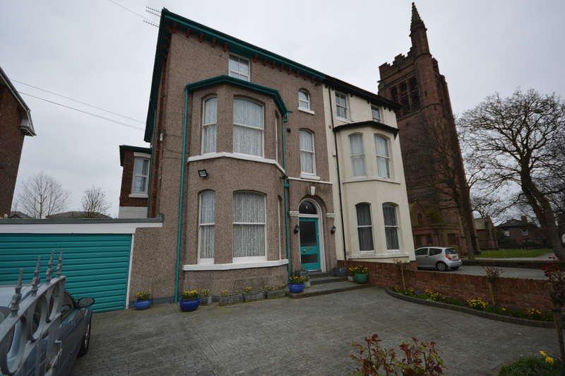 1 Bedroom Flat for rent in Alexandra Road, Waterloo, Liverpool, L22