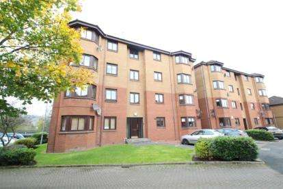 2 Bedrooms Flat for sale in Lion Bank, Kirkintilloch, Glasgow, East Dunbartonshire