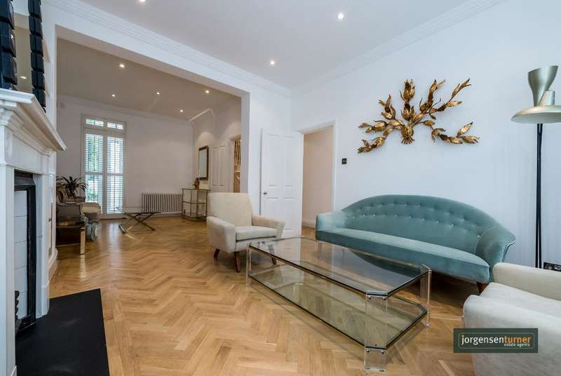 4 Bedrooms House for sale in Purves Road, London, NW10 5TB
