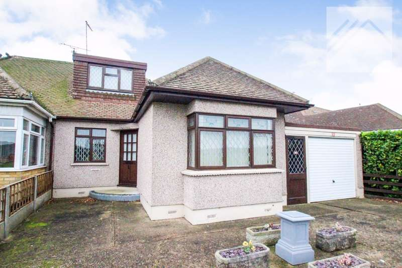 3 Bedrooms Bungalow for sale in Small Gains Avenue, Canvey Island - A ROOM WITH A VIEW