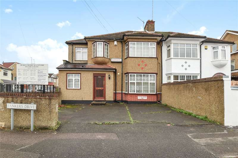 House for rent in Lankers Drive, Harrow, Middlesex, HA2