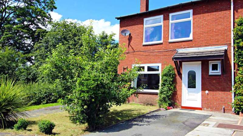 3 Bedrooms End Of Terrace House for sale in Linear View, Newton Le Willows