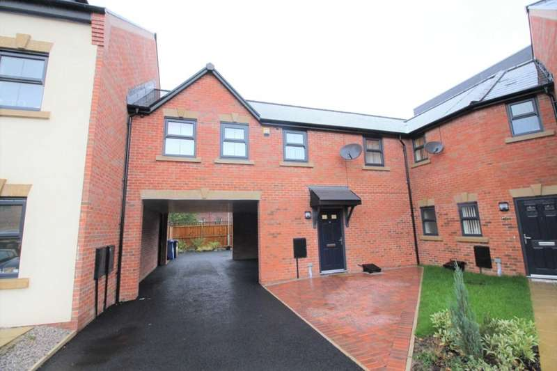2 Bedrooms Apartment Flat for sale in Bridgewater Wharf, Droylsden