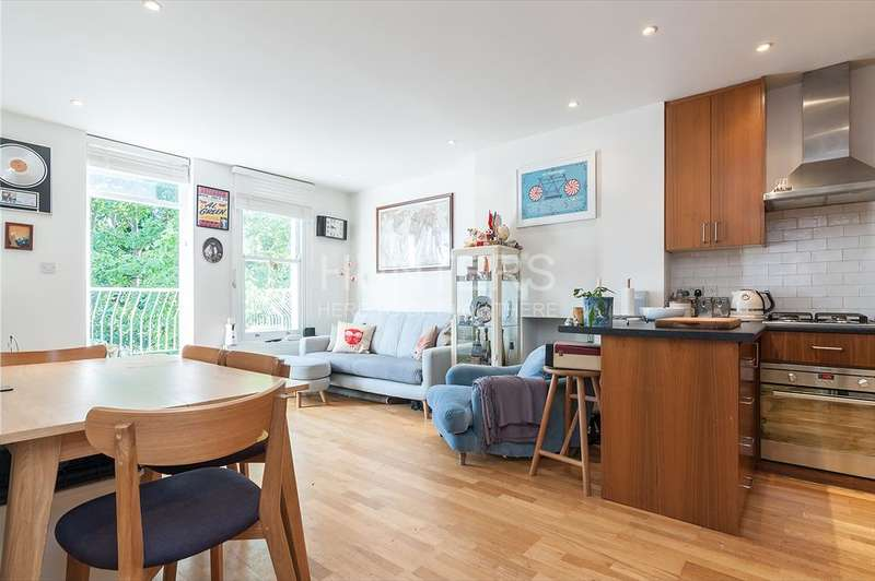 2 Bedrooms Apartment Flat for sale in Westbere Road, London, NW2 3RU