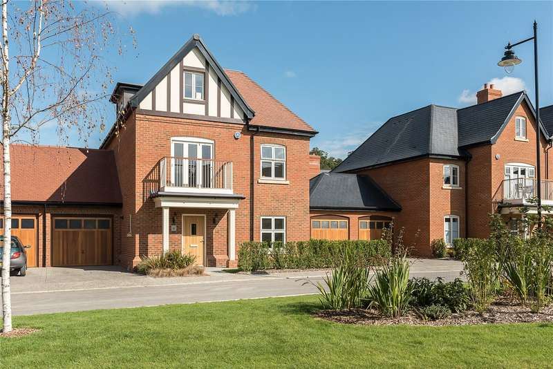 4 Bedrooms Detached House for sale in Taplow Riverside, Mill Lane, Taplow, Maidenhead, SL6