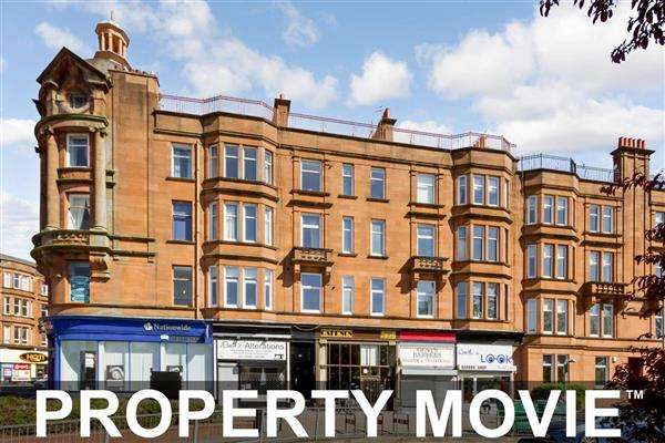 2 Bedrooms Flat for sale in 3/3, 810 Crow Road, Anniesland Mansions, Anniesland, Glasow, G13 1LY