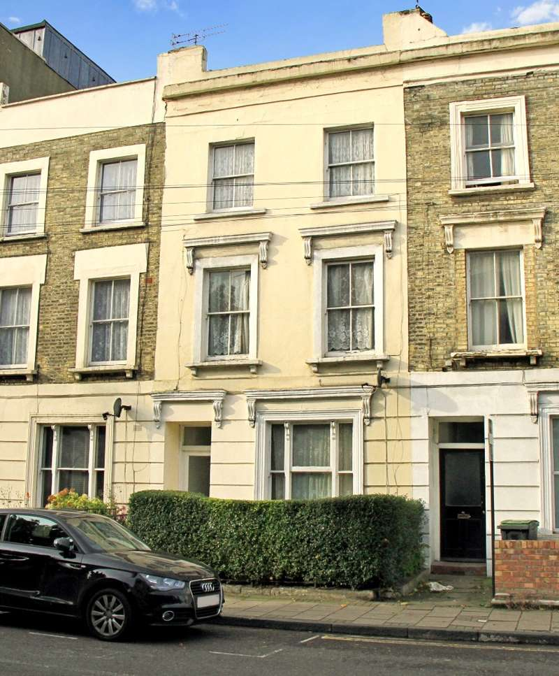 5 Bedrooms Terraced House for sale in Benwell Road, Islington, London, N7 7BW