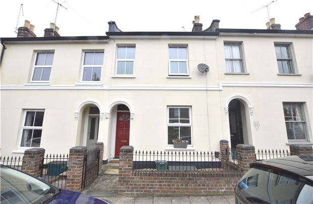 2 Bedrooms Terraced House for sale in Great Western Road, CHELTENHAM, Gloucestershire, GL50 3QP