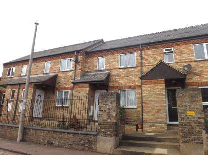 2 Bedrooms Terraced House for sale in Chapel Street, Potton, Sandy, Bedforshire