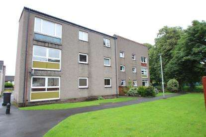 2 Bedrooms Flat for sale in Riglands Way, Renfrew
