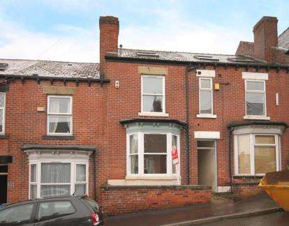 4 Bedrooms Terraced House for sale in Hunter House Road, Sheffield, South Yorkshire