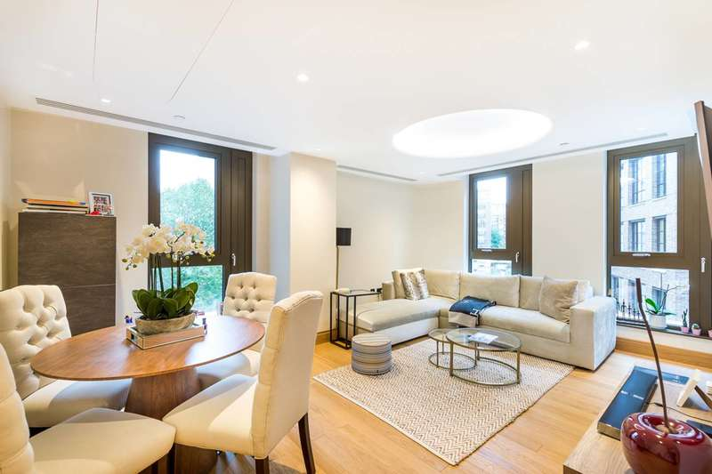 2 Bedrooms Flat for sale in John Islip Street, Westminster, SW1P