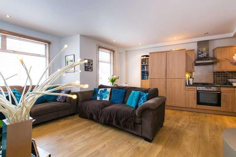 2 Bedrooms Flat for sale in Ashvale Road, Tooting, SW17