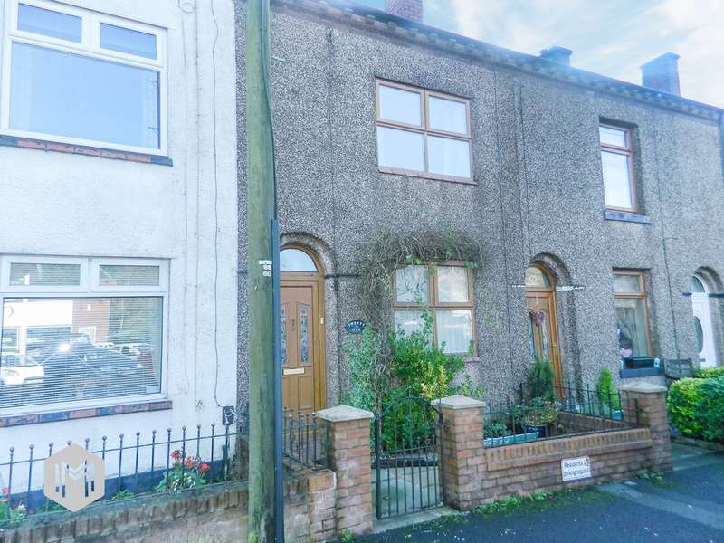 2 Bedrooms Terraced House for sale in Haigh Road, Haigh, Wigan, WN2