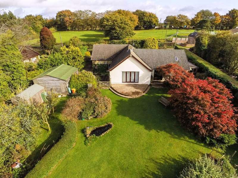 4 Bedrooms Detached Bungalow for sale in Welsh Newton Common, Monmouth