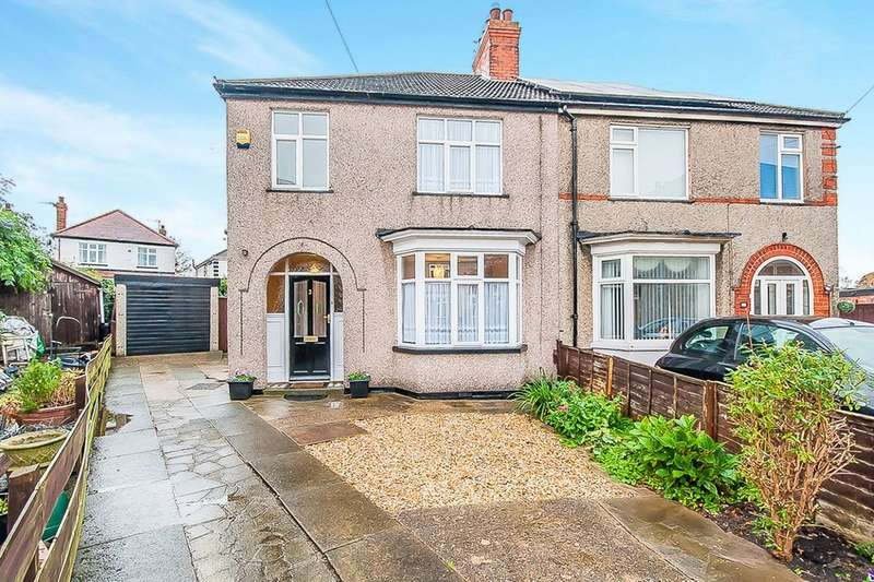 3 Bedrooms Semi Detached House for sale in Rupert Road, Grimsby, DN33