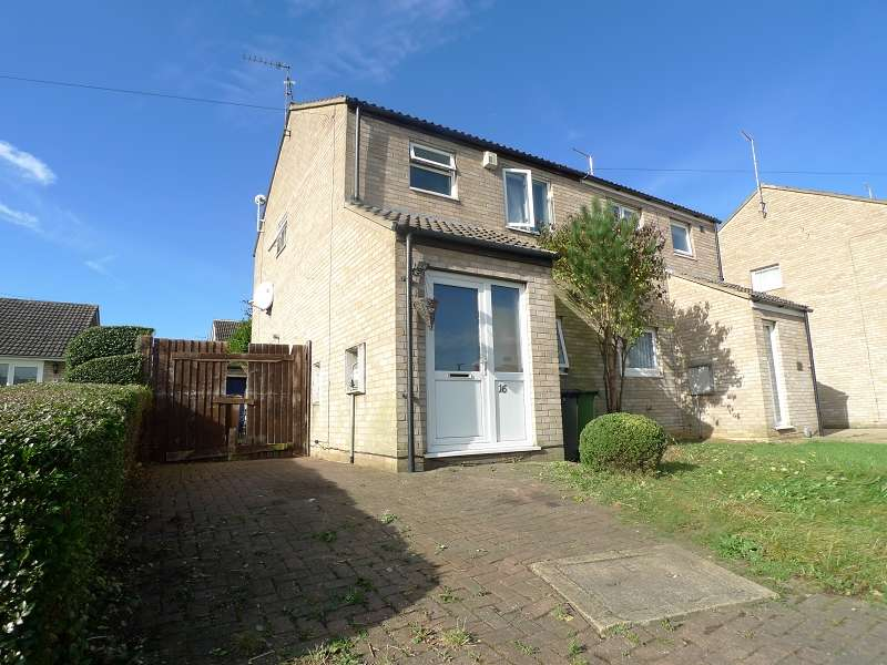 3 Bedrooms Semi Detached House for sale in Shire Grove, Peterborough, Cambridgeshire. PE1 5LN