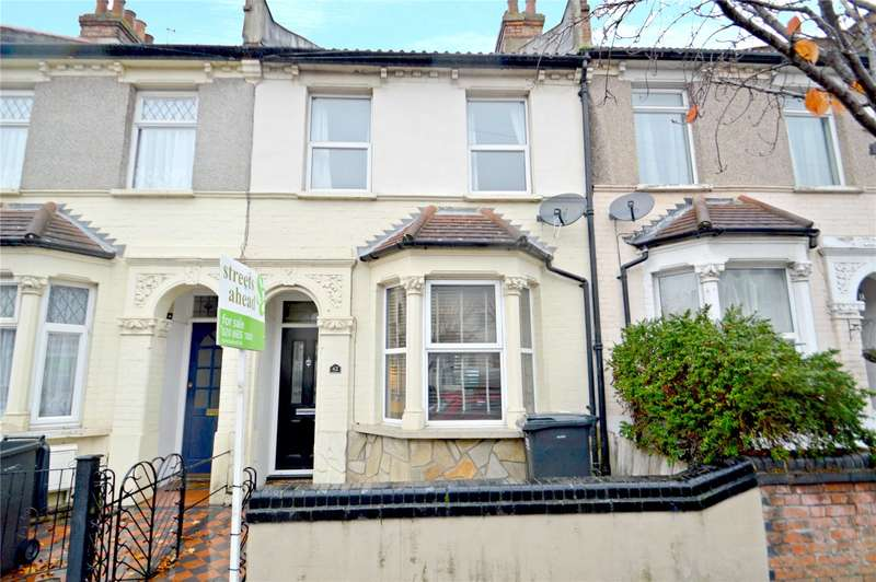 2 Bedrooms Terraced House for sale in Coniston Road, Addiscombe