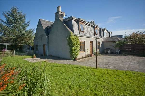 5 Bedrooms Semi Detached House for sale in Pitcaple, Inverurie, Aberdeenshire