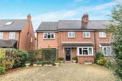 4 Bedrooms Semi Detached House for sale in School Road, Aston Somerville, Worcestershire