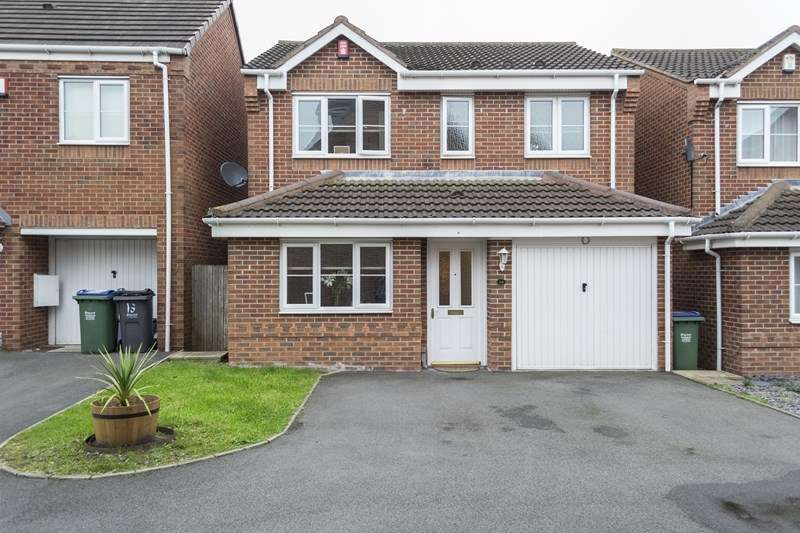 3 Bedrooms Detached House for sale in Mehdi Road, Oldbury