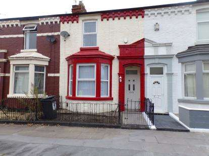3 Bedrooms Terraced House for sale in Bedford Road, Bootle, Liverpool, Merseyside, L20