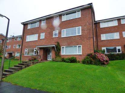 1 Bedroom Flat for sale in Beech Farm Drive, Tytherington, Macclesfield, Cheshire