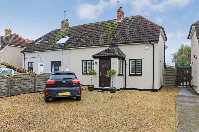 2 Bedrooms Semi Detached House for sale in Weston Road, Aston Clinton, Buckinghamshire