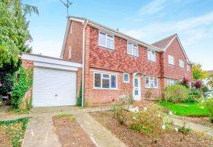 4 Bedrooms Semi Detached House for sale in Chilton Court, Rainham, Gillingham, Kent