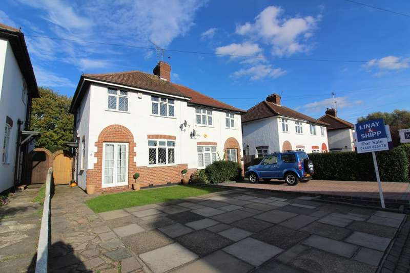 2 Bedrooms Semi Detached House for sale in Brookmead Way, Orpington, Kent, BR5 2BQ