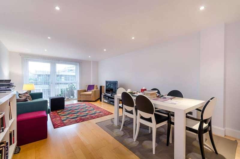 3 Bedrooms Flat for rent in Pimlico Apartments, Pimlico, SW1V