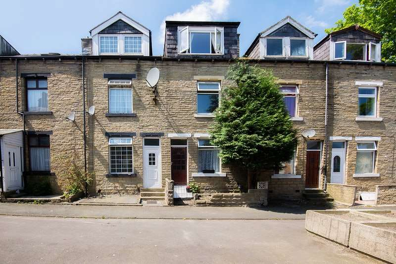 4 Bedrooms Terraced House for sale in St. Augustines Terrace, Halifax, West Yorkshire, HX1