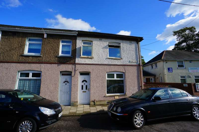 3 Bedrooms End Of Terrace House for sale in Grove Road, Risca, Newport, NP11